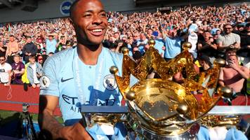 'it was something i had to get off my chest' - sterling on racism, wembley and guardiola