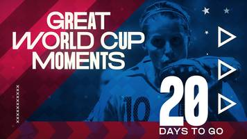 women's world cup 2019: england star kelly smith's iconic celebration - 20 days to go