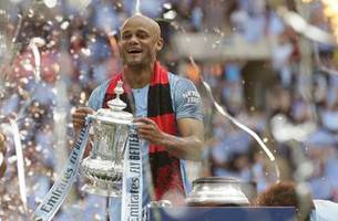 Kompany leaving Manchester City after 11 seasons