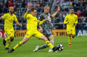 Finlay's goal lifts Minnesota United over Crew 1-0