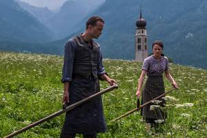 'a hidden life' film review: is this where terrence malick gets his mojo back?