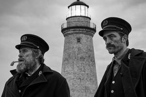 'the lighthouse' film review: robert pattinson rocks cannes with a portrait of madness