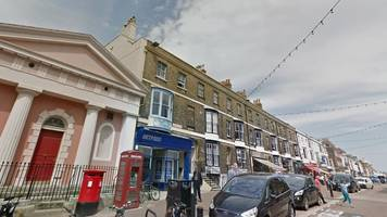 boy arrested after sexual assault on woman in weymouth
