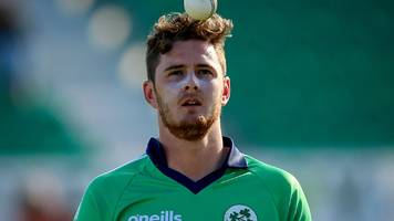 Ireland v Afghanistan: Hosts ease to Belfast victory in first ODI