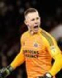 man utd want dean henderson to do one thing before sanctioning summer transfer