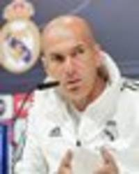 Zinedine Zidane threatens to LEAVE Real Madrid in tense interview - 'I'll quit'