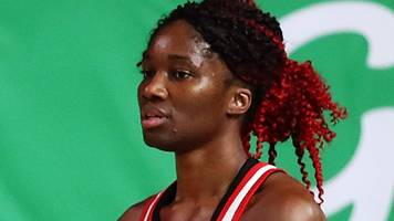 netball world cup: england captain ama agbeze left out of squad