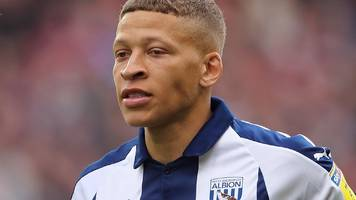dwight gayle: west brom opt not to make newcastle united striker's signing permanent