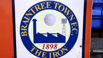 danny searle: braintree town boss quits relegated national league club
