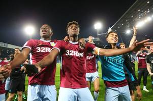 Former Derby County and Leeds United man on why Aston Villa are 'favourites' in play-off final