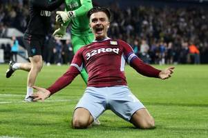 Why Jack Grealish would be stuck for words if Aston Villa beat Derby County at Wembley