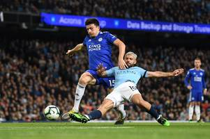 Manchester City the latest club to be linked with Leicester City's Harry Maguire