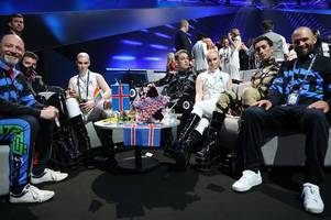 Iceland's Eurovision Song Contest 2019 act could be punished after holding up Palestine flags