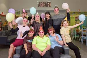 the arc announces its first birthday celebrations - and everyone is invited