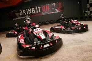 opening date revealed for stoke-on-trent's £1.2m karting centre (and here's how you can get a discount)
