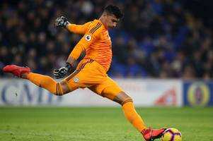 The price West Ham will have to pay Cardiff City for Neil Etheridge - reports