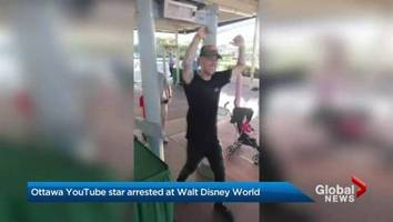 Former Disney World employee stole $14K of costumes, robot: police