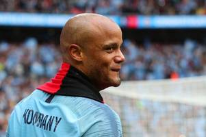 'Get him signed up now!' - Arsenal fans go crazy as Vincent Kompany confirms Man City exit