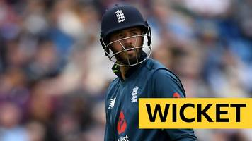 england v pakistan: james vince caught for 33