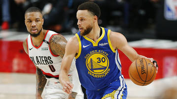 Blazers Adjust to No Avail as Warriors Come From Behind to Take Game 3