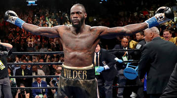Deontay Wilder's Easy Knockout of Dominic Breazeale Underscores Boxing's Relevancy Issues