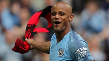 vincent kompany: 6 potential replacements for manchester city's iconic captain