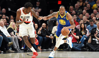 Warriors Rule Andre Iguodala (Calf) Questionable for WCF Game 4