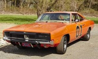 florida man sets wife's house on fire, flees in general lee-painted charger