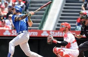 royals snap four-game losing streak with 5-1 victory over angels