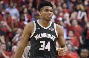 shannon sharpe gives giannis antetokounmpo a d- grade for his performance in game 3