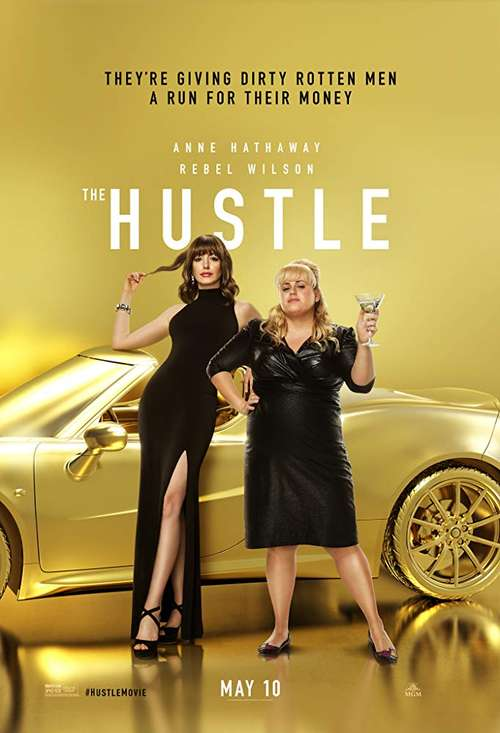 movie review: the hustle