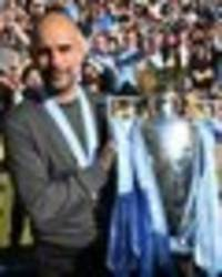 Man City manager Pep Guardiola reveals 'trophy I love the most' - but his boss won't agree