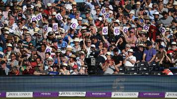 the hundred 'a huge opportunity to get hold of a much wider audience' - ecb