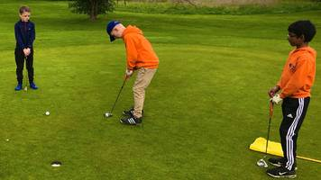 golf officials 'stuck in 19th century', says coach who lets children play in tracksuits