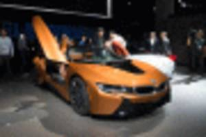 decision on pure electric bmw i8 reportedly coming soon