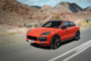 first drive review: 2020 porsche cayenne coupe clarifies the performance suv