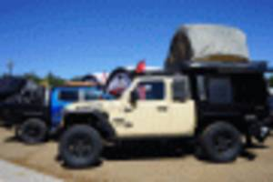 hellcat-powered, two-door jeep gladiator is already a thing