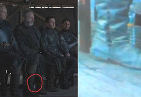 Plastic Water Bottle Spotted In Game of Thrones Finale