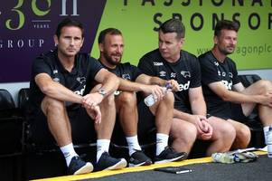 derby county coach makes admission ahead of championship play-off final against aston villa