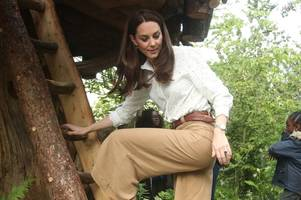 look at the amazing bristol tree house 'centrepiece' in kate middleton's chelsea garden