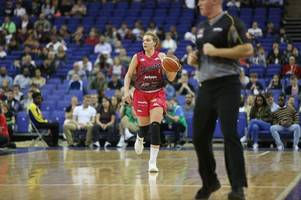 leicester riders women lose out in thrilling wbbl play-off final against sevenoaks suns at the o2 arena