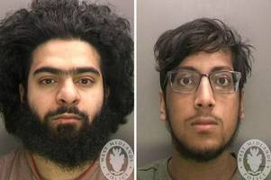 two men jailed for travelling to syria to join islamic state