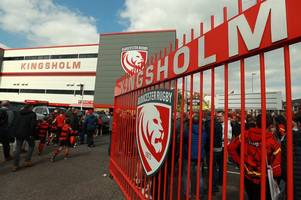 gloucester rugby to show premiership semi-final against saracens at kingsholm stadium