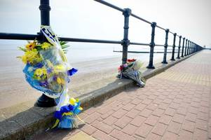 leeds united fan named as body found on cleethorpes beach after night out watching football ended in tragedy