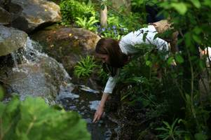 scramble for chelsea flower show tickets after kate middleton's garden revealed