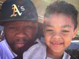 """watch: 50 cent loses his mind over ny woman saying she's not the average gilf: """"old school probably got that badu"""""""