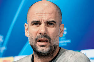 Boss Guardiola hails 'incredible year' after Manchester City's FA Cup win