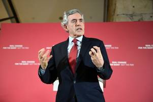 snp pushing for 'far more extreme version of independence' says gordon brown