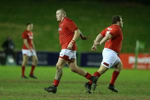 european champions saracens to sign one of welsh rugby's most talented youngsters who hasn't played a game of regional rugby in his life