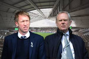 swansea city reveal why they had to let graham potter join brighton as trevor birch lifts lid on discussions